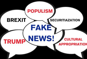 Fake News, Cultural Appropriation and Security: A New Year on the MA D...