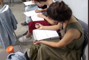 Madrid: New Neighbours Media Training for CSOs